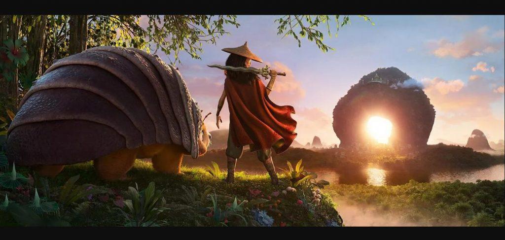Foto de Disney Plus: Estupendo tráiler de la película Raya and the Last Dragon