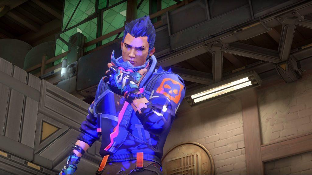Foto de Riot Games presenta a Yoru, el nuevo agente de VALORANT