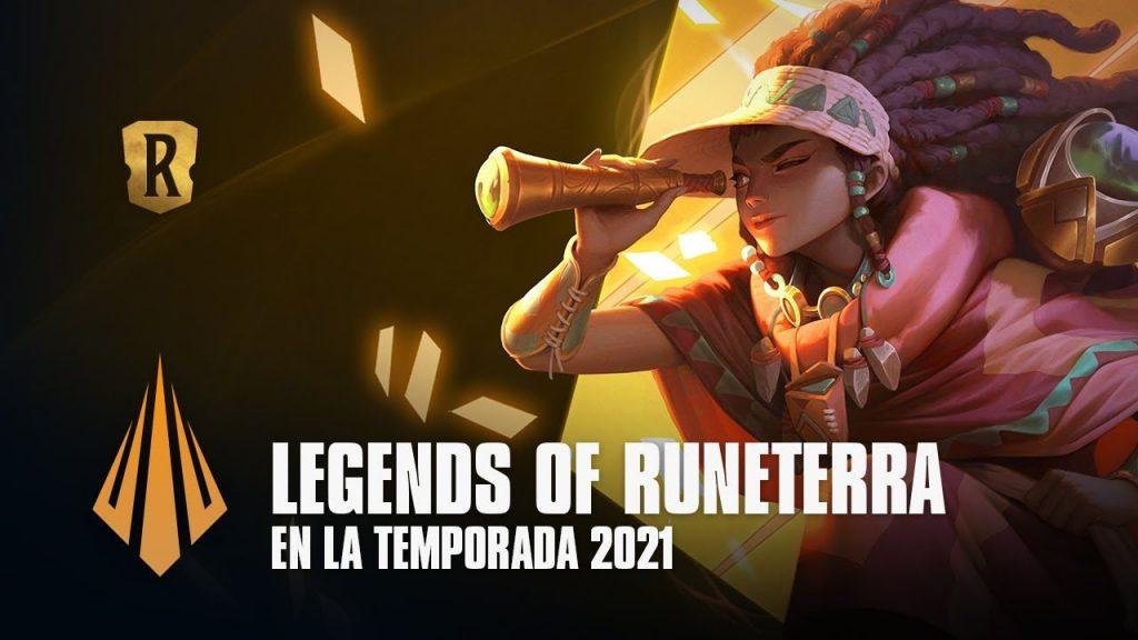 Foto de Estas son las novedades de Legends of Runeterra para el 2021
