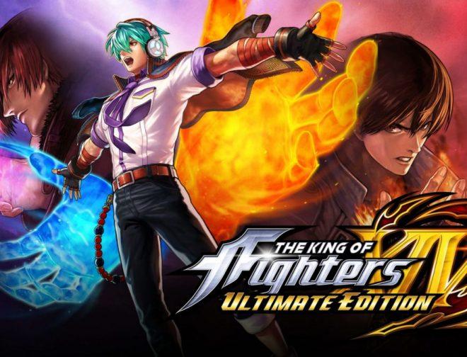 Fotos de SNK lanza un primer vistazo y gameplay de King of Fighters XV