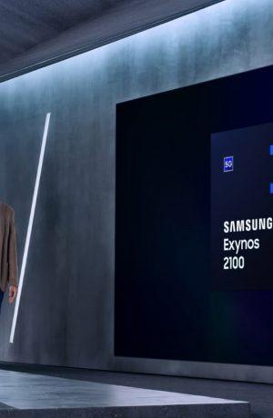 Foto de Samsung establece un nuevo estándar para los procesadores móviles de gama alta con Exynos 2100