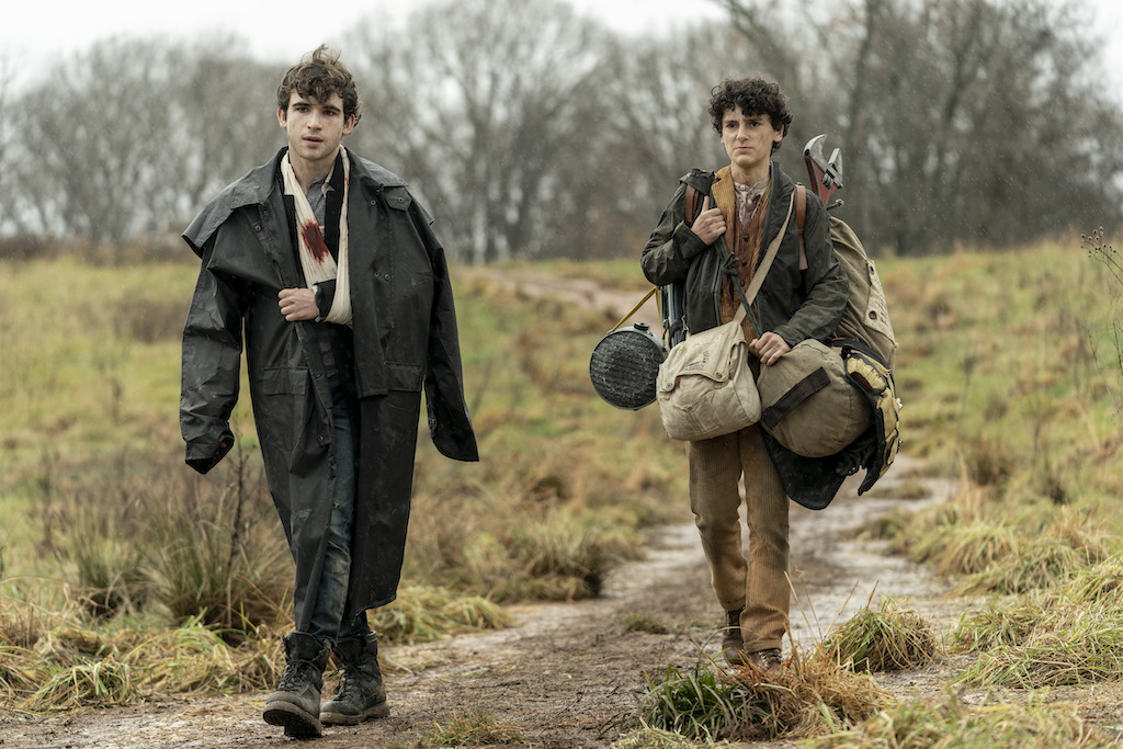 """Foto de Maratón zombie: la nueva generación de """"The Walking Dead: World Beyond"""" en AMC"""