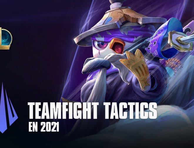 Fotos de Teamfight Tactics en 2021: Nuevos sets, modo de juego rápido y mucho más