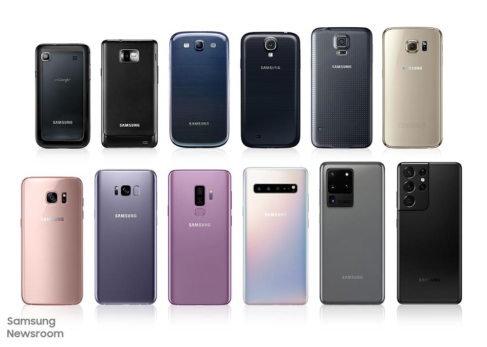 Foto de Una breve historia sobre las tecnologías de las cámaras de la serie Galaxy S