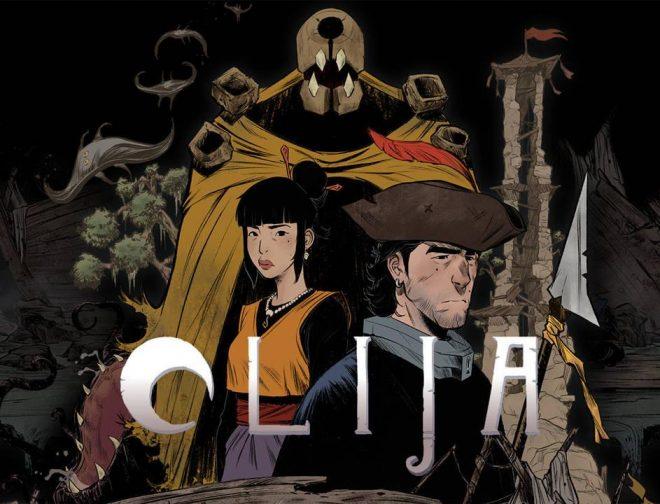 """Fotos de Muy buen tráiler del videojuego indie """"Olija"""" distribuido por Devolver Digital"""