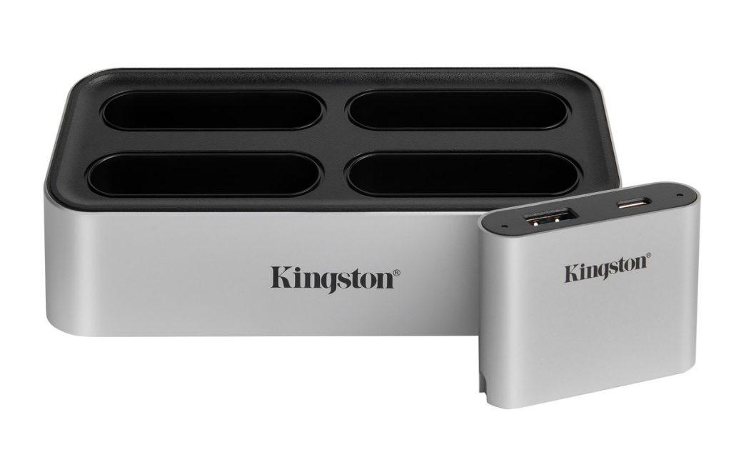 Foto de CES 2021: Kingston presenta la serie de productos Workflow