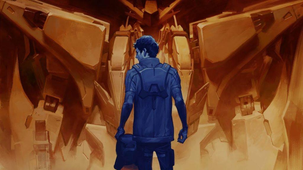 Foto de Nuevo e interesante Tráiler de la Película, Mobile Suit Gundam Hathaway Flash