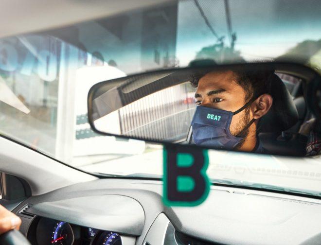 Fotos de Beat activará sus servicios Misión y Envio en la nueva cuarentena
