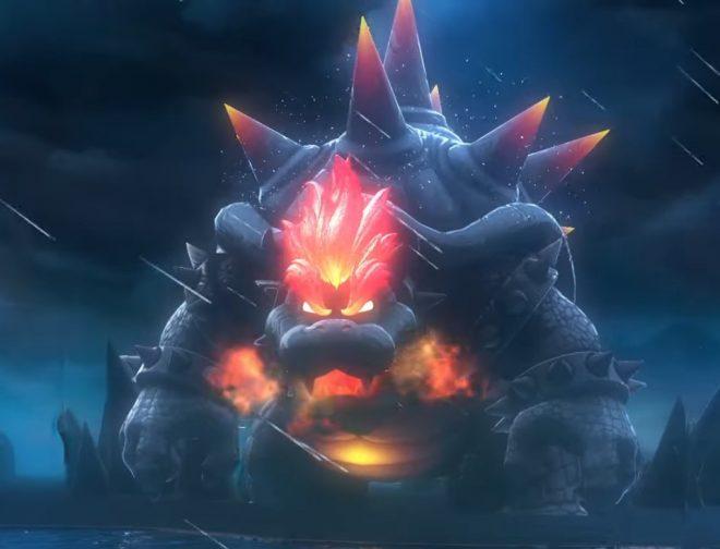 Foto de Nuevo trailer de Super Mario 3D World + Bowser's Fury, donde por fin Bowser infunde terror