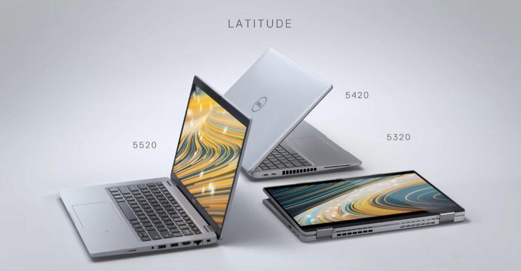Foto de Latitude 5000, los equipos de Dell Technologies hechos a partir de resina