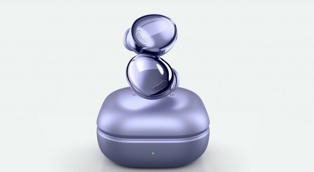 Foto de Galaxy Buds Pro, sonido inteligente en todo momento