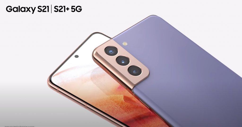 Foto de CES 2021: Samsung presentó los nuevos Galaxy S21 y S21+