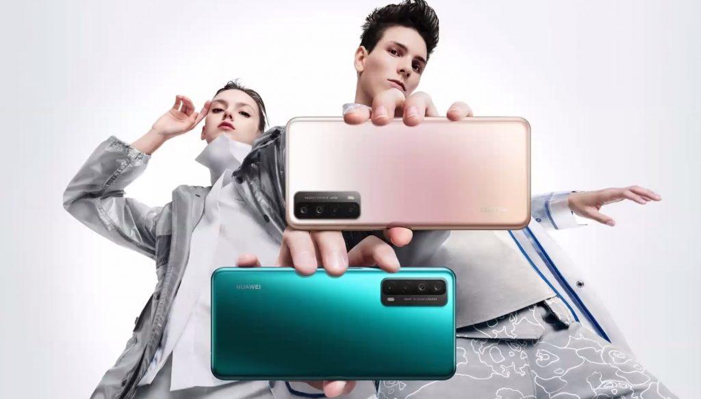Foto de Huawei presenta el nuevo Y7a