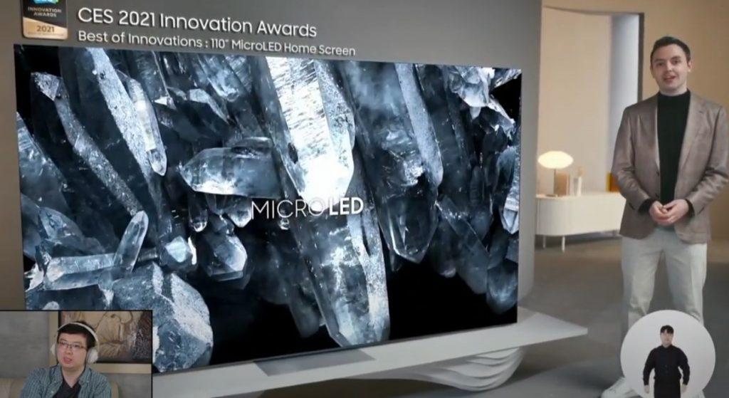 Foto de CES 2021: Samsung presentó sus novedades de televisores para este 2021