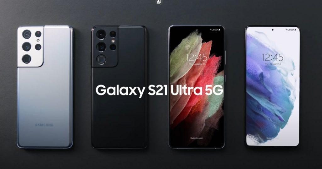 Foto de CES 2021: Samsung presenta el Galaxy S21 Ultra