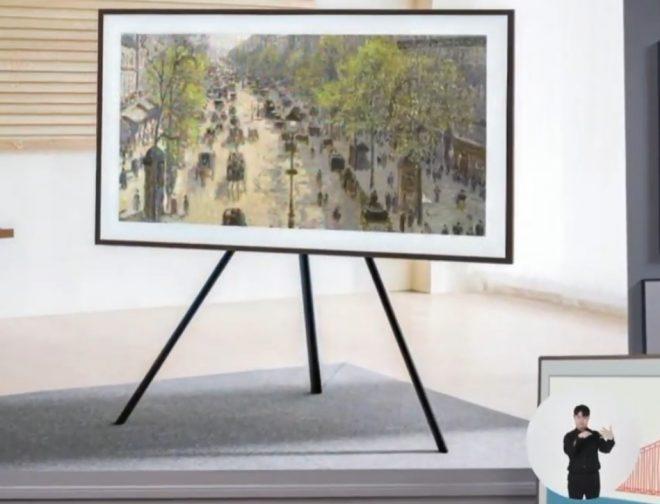 Fotos de Samsung: Tecnología de TV que refleja su estilo en interiores o exteriores