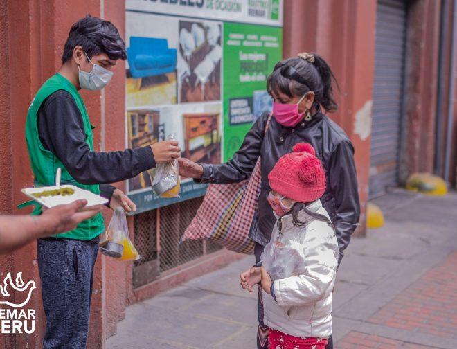 Fotos de Ipanema Perú lanza campaña para apoyar a institución de beneficencia REMAR PERÚ.