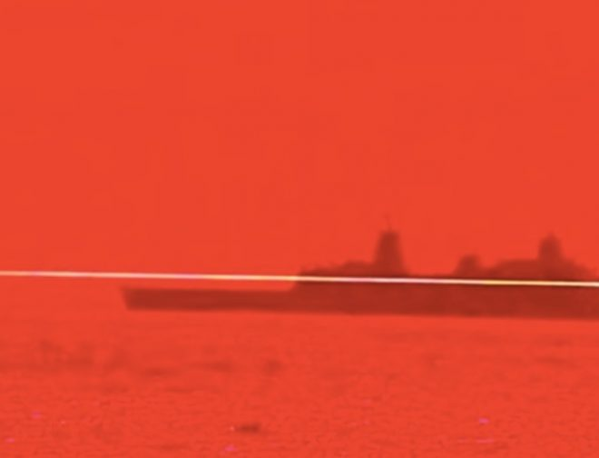 Foto de USA crea arma láser al estilo Jedi