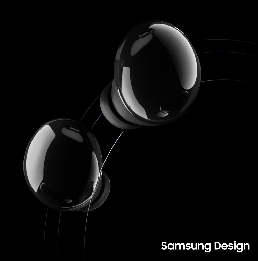 Foto de La forma que acompaña el sonido: la historia detrás del diseño optimizado de los Galaxy Buds Pro