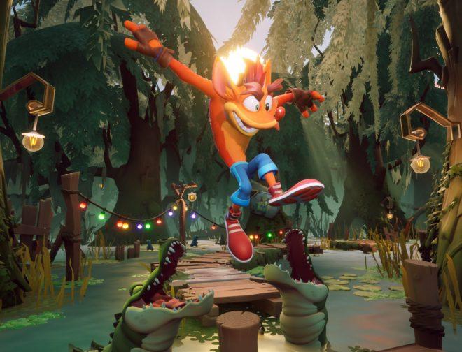 Fotos de Nuevo tráiler de Crash Bandicoot 4: It's About Time