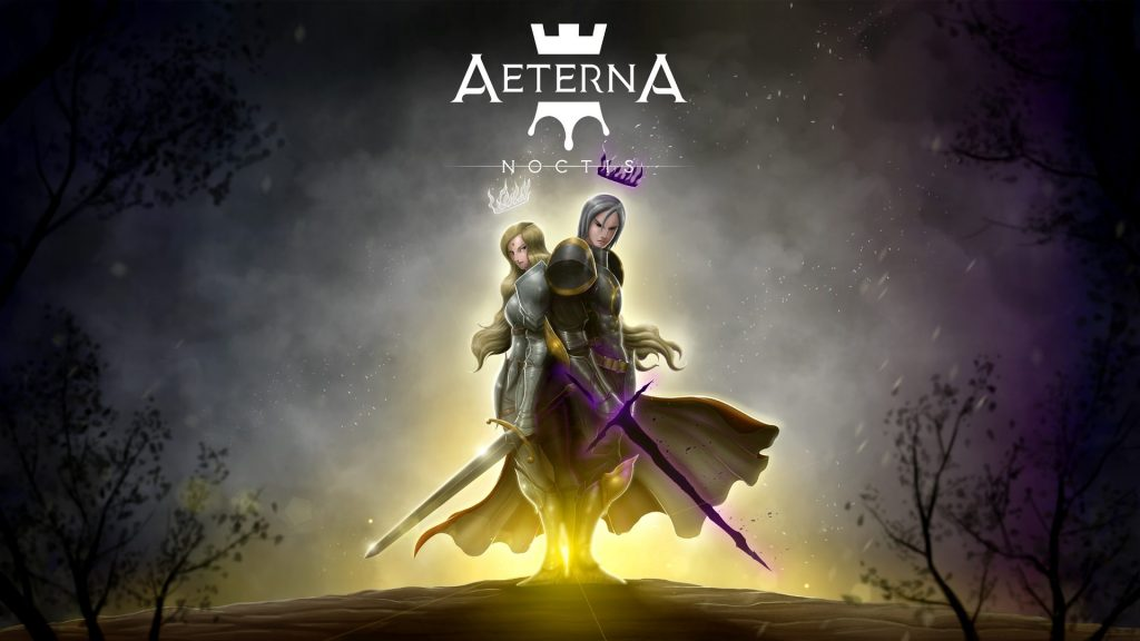 """Foto de Datos y gameplay del estupendo juego, estilo metroidvania español """"Aeterna Noctis"""""""