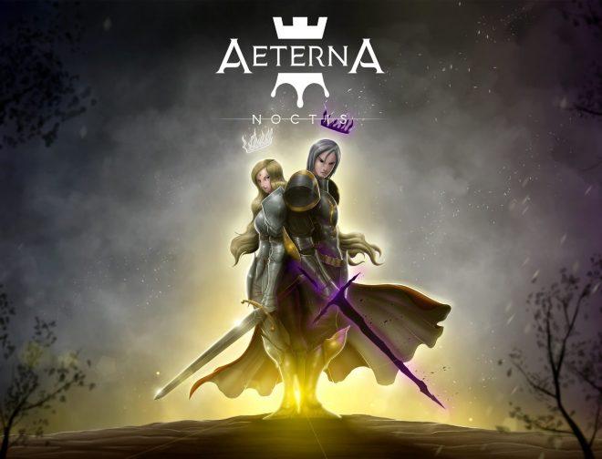 """Fotos de Datos y gameplay del estupendo juego, estilo metroidvania español """"Aeterna Noctis"""""""