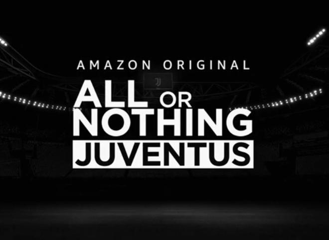 Fotos de Amazon Prime Video da a conocer un avance de su docuserie All Or Nothing: Juventus