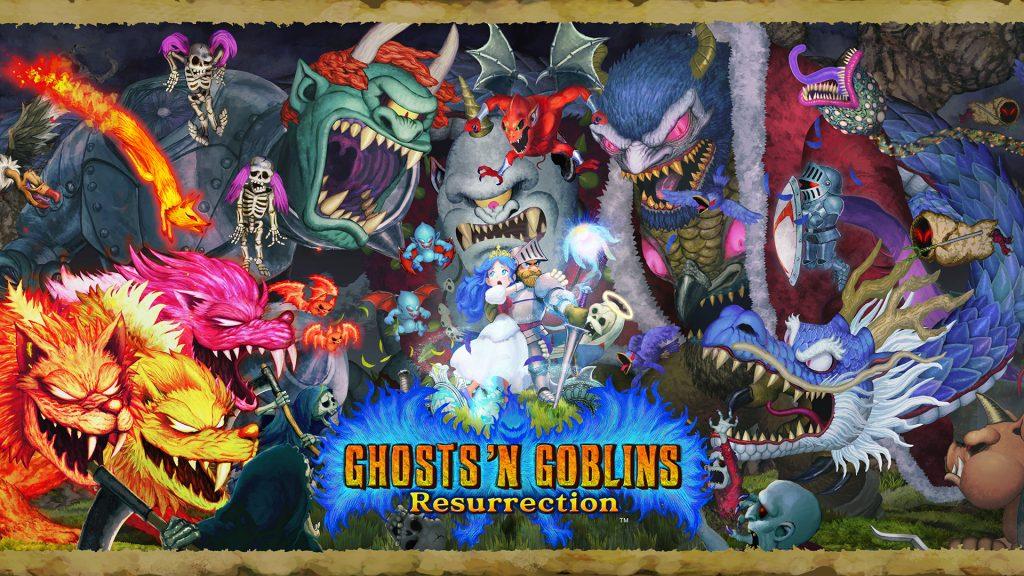 Foto de Nuevo tráiler y gameplay de Ghosts 'n Goblins Resurrection