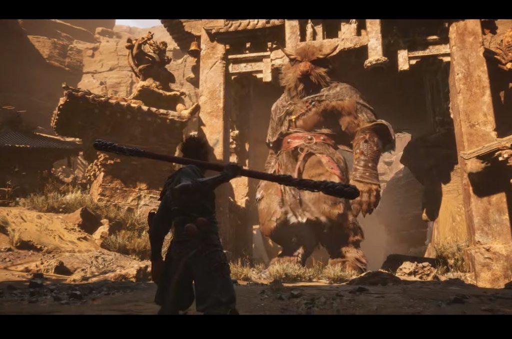 """Foto de Nuevo Tráiler y gameplay del interesante videojuego chino """"Black Myth: Wukong"""""""