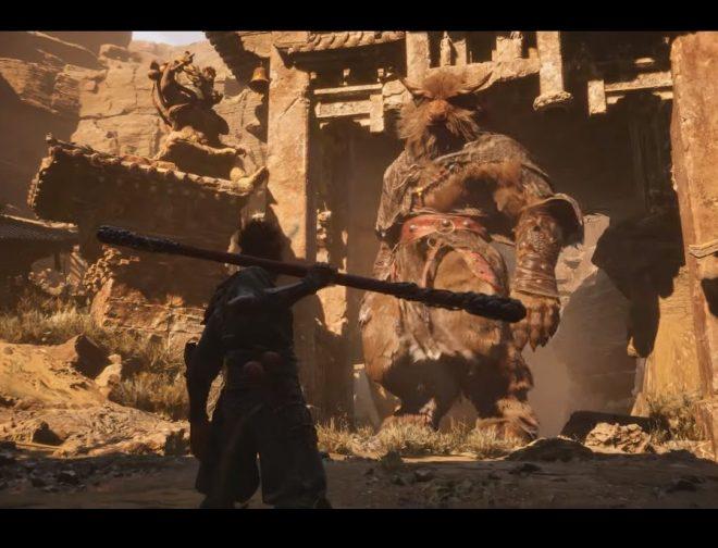 """Fotos de Nuevo Tráiler y gameplay del interesante videojuego chino """"Black Myth: Wukong"""""""