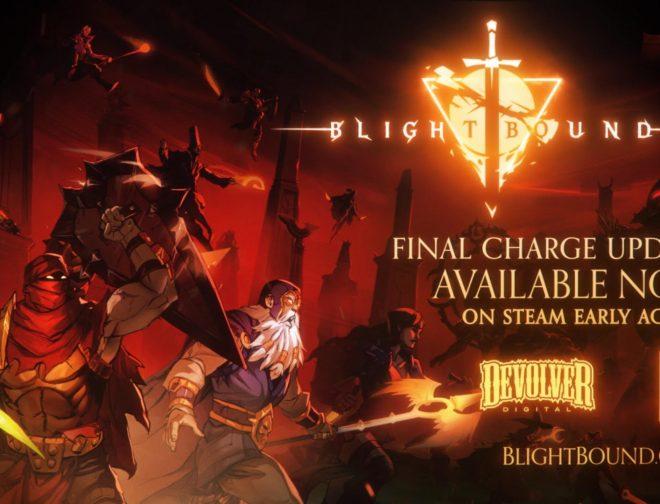Fotos de Nueva actualización para el juego Blightbound -, lleva el nombre de Final Charge
