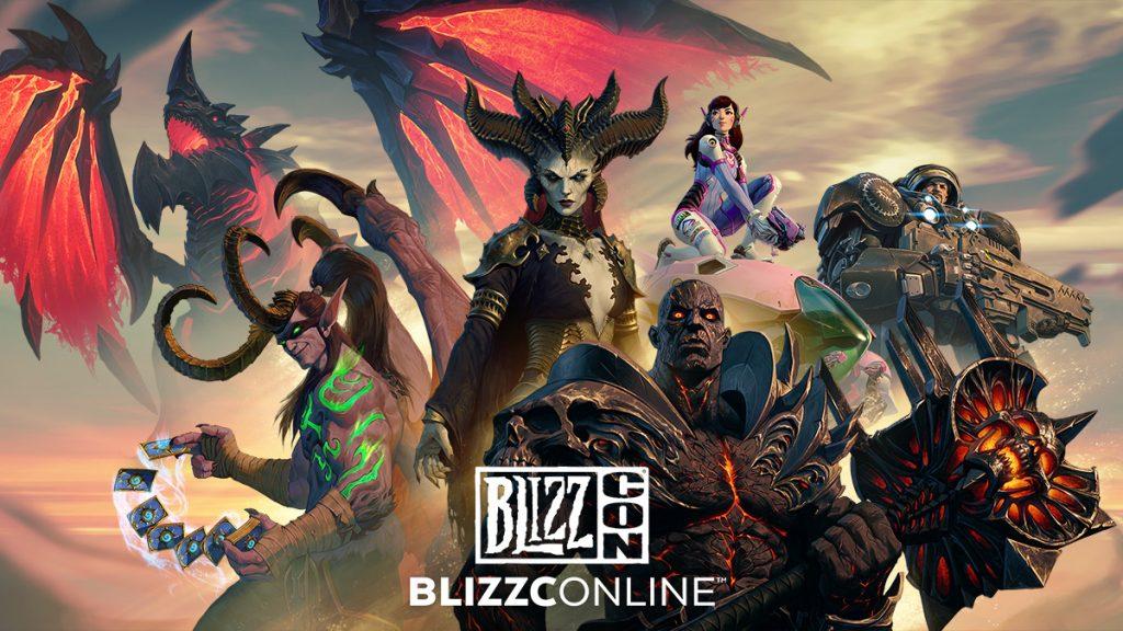 Foto de En febrero tendremos el evento de la BlizzConline y será con entrada GRATIS