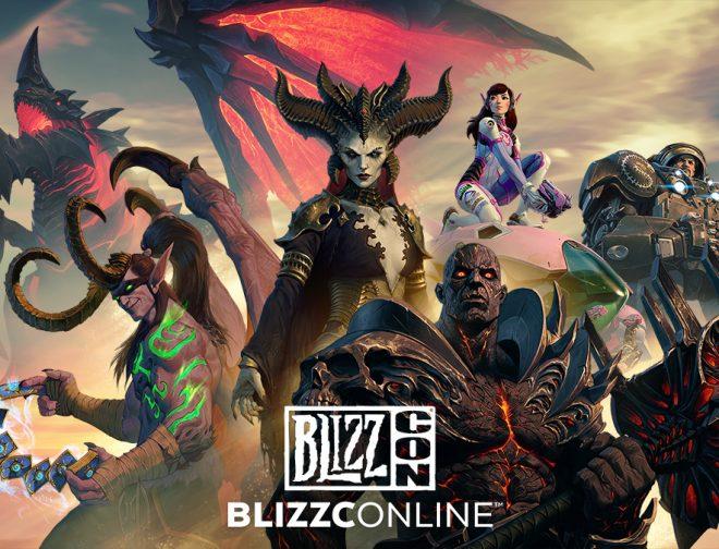 Fotos de En febrero tendremos el evento de la BlizzConline y será con entrada GRATIS
