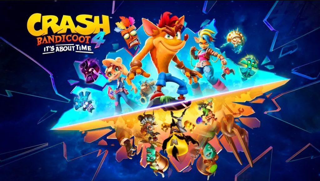 Foto de Crash Bandicoot 4: It's About Time llega a PlayStation 5 y Xbox Series X/S