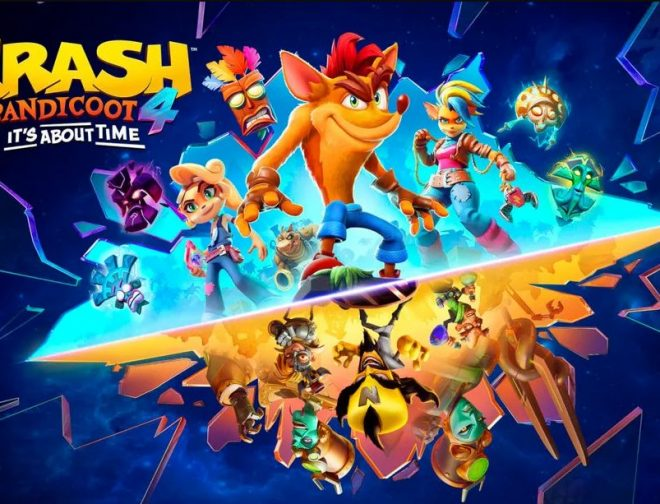 Fotos de Crash Bandicoot 4: It's About Time llega a PlayStation 5 y Xbox Series X/S