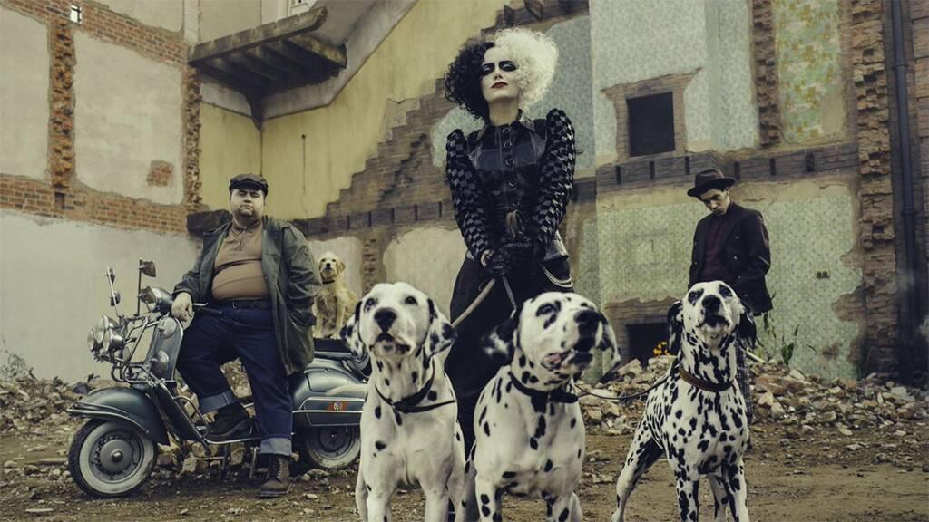Foto de Disney da a conocer el primer de Cruella, con Emma Stone