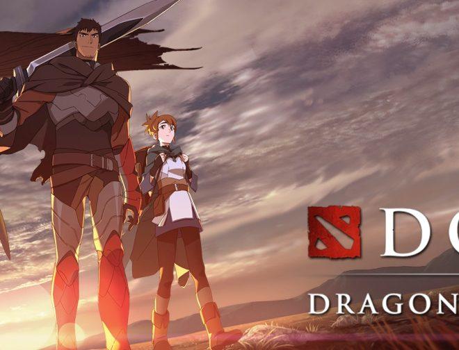 """Fotos de Valve anuncia """"DOTA: Dragon's Blood"""" su anime que llegará a Netflix"""