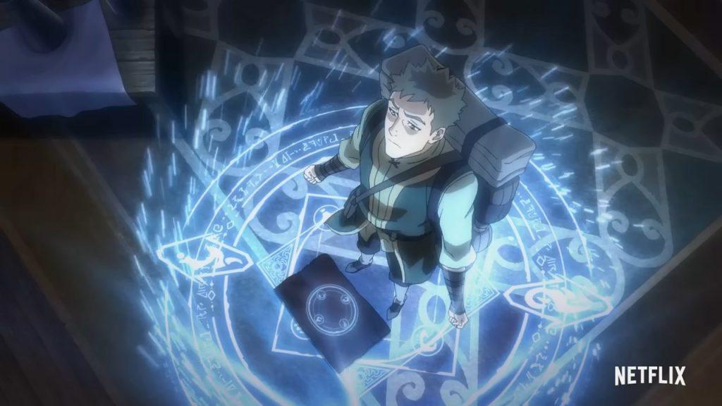 Foto de Netflix nos da full acción en el primer tráiler de su nuevo anime DOTA: Sangre de Dragón