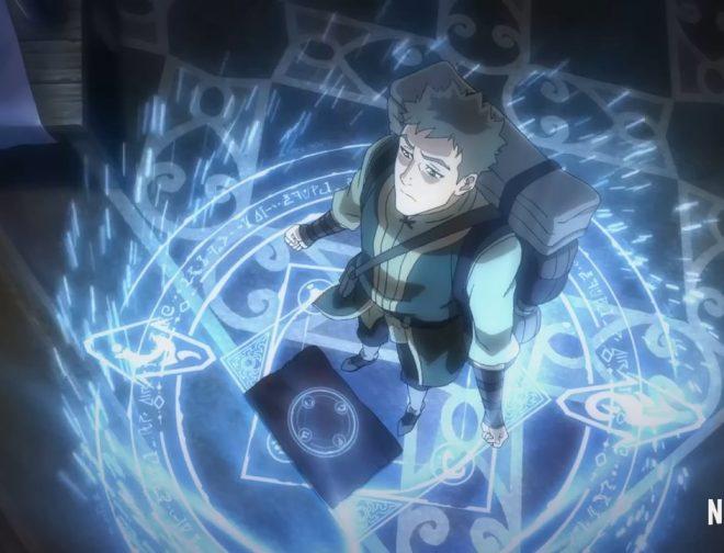 Fotos de Netflix nos da full acción en el primer tráiler de su nuevo anime DOTA: Sangre de Dragón