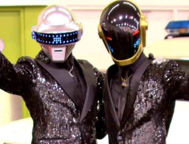 Fotos de El dúo de música electrónica Daft Punk anuncia su separación