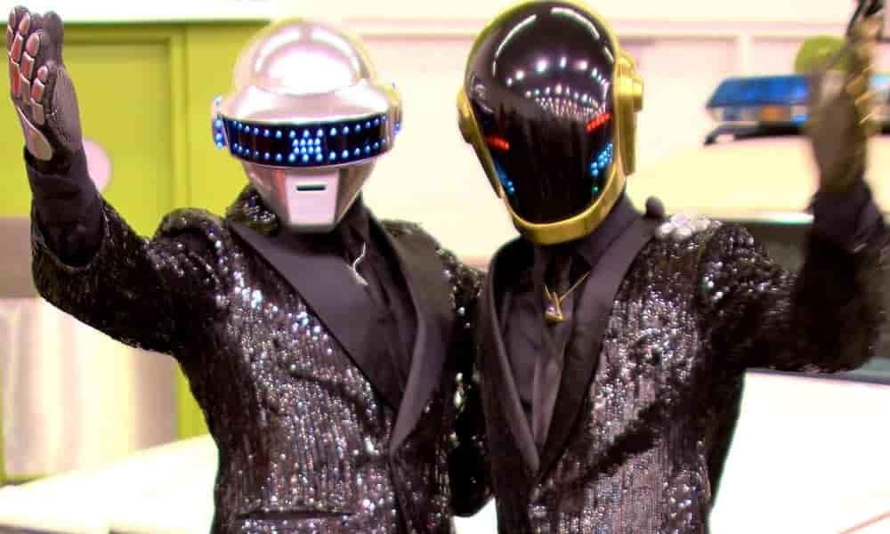 Foto de El dúo de música electrónica Daft Punk anuncia su separación