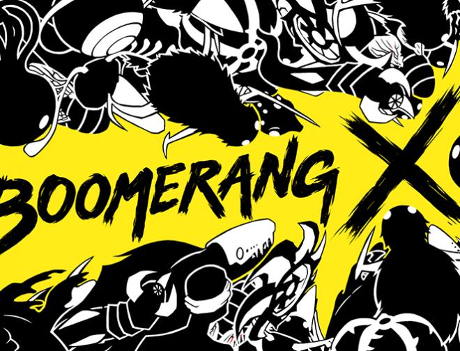 Foto de Descubre más del nuevo juego Boomerang X, de DANG! y Devolver Digital