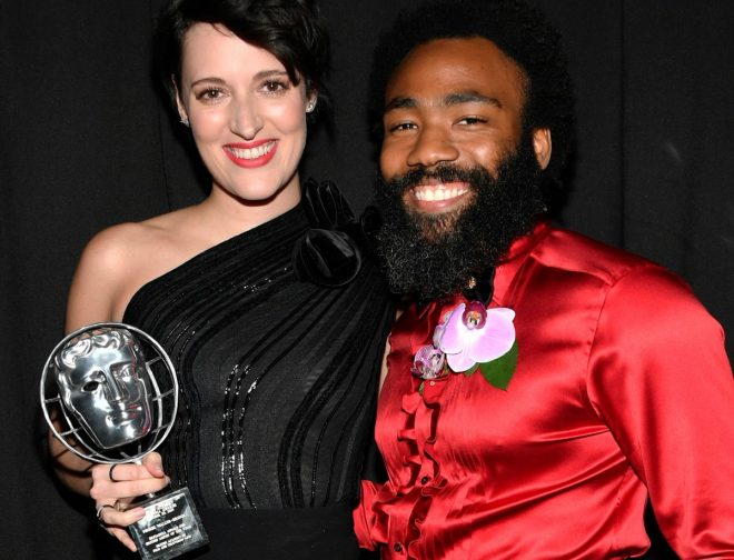 Fotos de Donald Glover y Phoebe Waller-Bridge serán los Mr. & Mrs. Smith para la serie de Amazon Prime