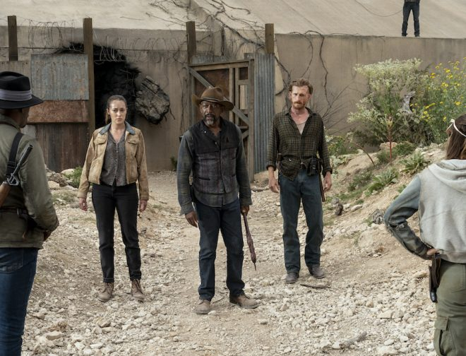 Fotos de AMC lanza nuevas fotos y tráiler del estreno de la sexta temporada de Fear The Walking Dead