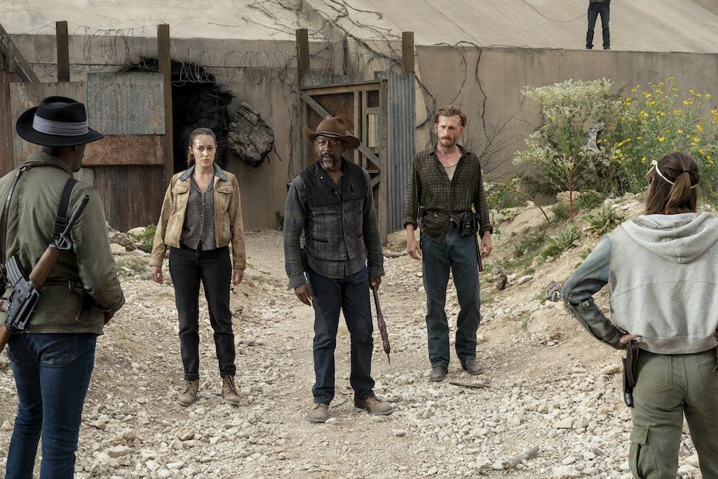 Foto de AMC lanza nuevas fotos y tráiler del estreno de la sexta temporada de Fear The Walking Dead