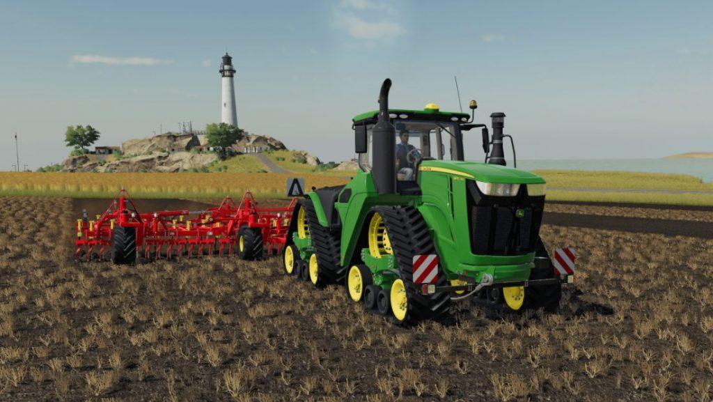 Foto de AGRO TV Y FiReSPORTS: La primera competencia de Farming Simulator 19 en latam