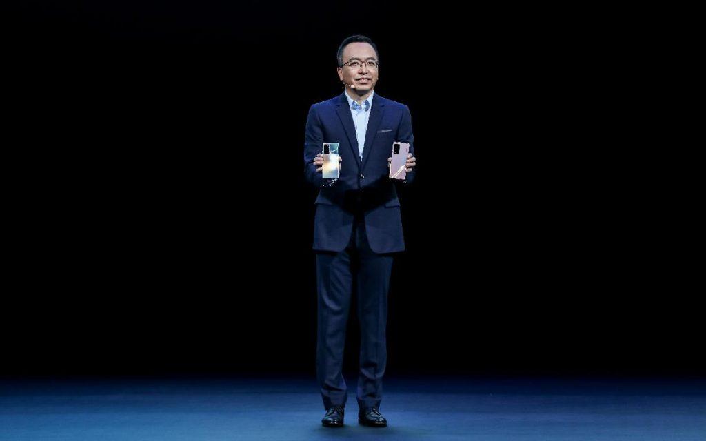 """Foto de George Zhao, CEO global de HONOR """"Elegiremos el camino correcto y difícil"""""""
