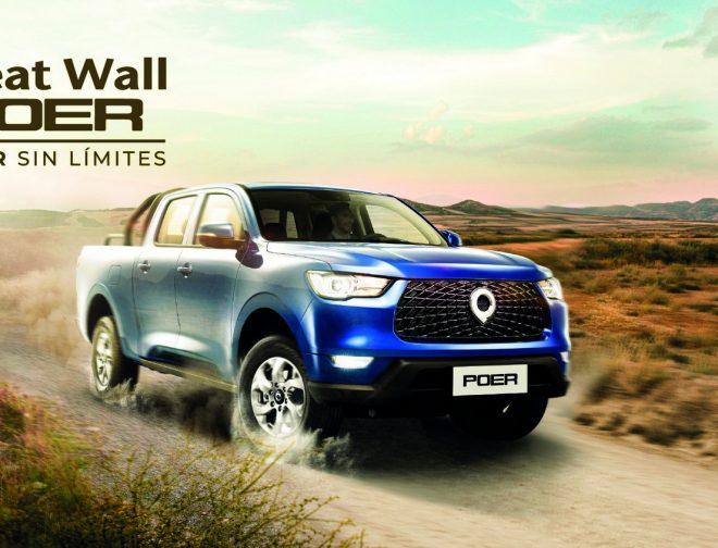 Fotos de POER la nueva Pick Up Premium de Great Wall Motors, que ya está en Perú