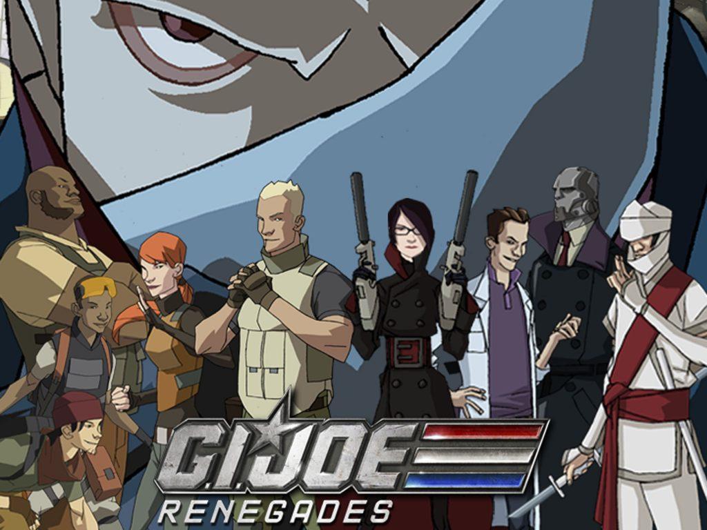 Foto de Hasbro lanza GRATIS las series animadas de G.I. JOE Renegades y G.I. Joe: Sigma 6 en YouTube