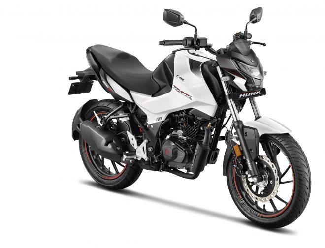 Foto de Se presenta en Perú la motocicleta Hunk 160R de Hero MotoCorp